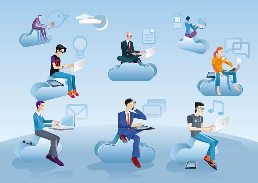 8 Scenarios around the Effective Utilization of Cloud Technology