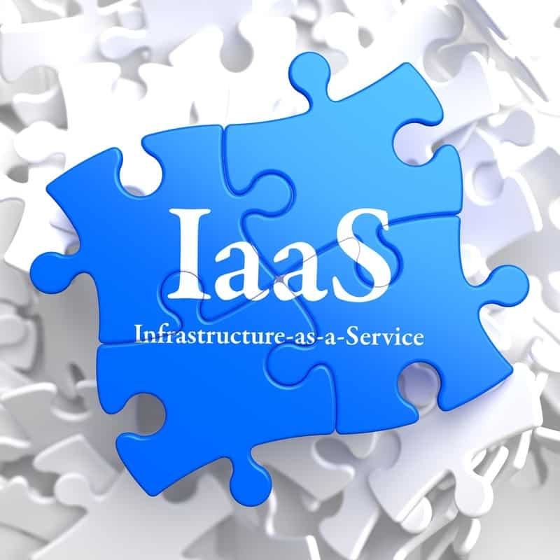 Popular cloud computing services: the IaaS (Infrastructure as a Service)